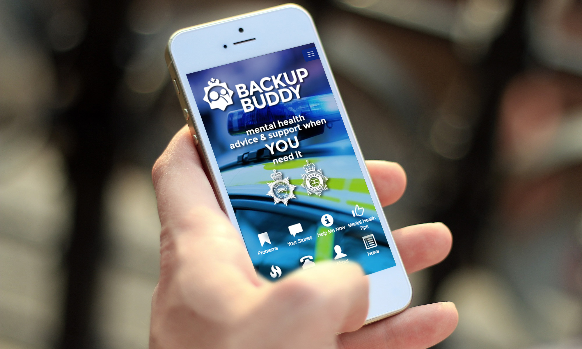 Backup Buddy UK