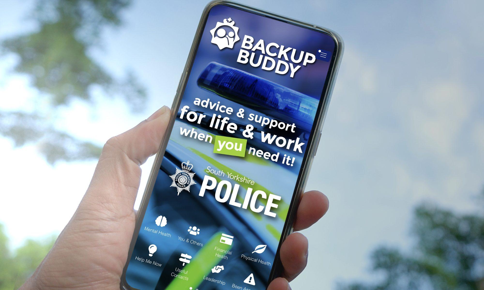 Backup Buddy UK